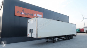 Fruehauf BOX, SMB, DRUM, hardwooden floor, NL-trailer semi-trailer