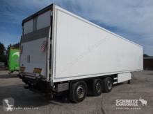 semirimorchio Schmitz Cargobull Tiefkühlkoffer Multitemp Doppelstock Trennwand Ladebordwand