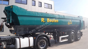 semiremorca Robuste Kaiser S 330 (SAF-axles / BELGIAN TRAILER IN GOOD CONDITION)