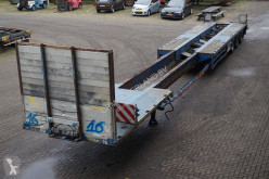 semi remorque Broshuis Boat transport / Flatbed Extendable 19.10m/ 40ft. / 20ft.