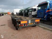 Pacton T3-010 / 3x Extendable / SAF Disc / Lift axle semi-trailer