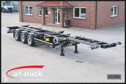 Kögel chassis semi-trailer