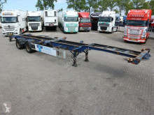 trailer Fruehauf Container Chassis 40ft / 20ft