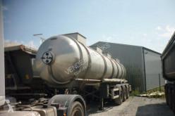 semi reboque cisterna productos químicos usado