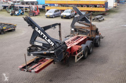 Hammar Side Loader 45ft. / Double stacker / Extendable / 33T semi-trailer