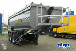 semi remorque Meiller MHPS 12/27/Stahl/25 m³./Plane/Podest/BPW