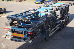semi remorque Van Hool Container chassis 45ft. / Multi / High Cube