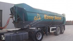 semi remorque Robuste Kaiser S 330 (SAF-axles / BELGIAN TRAILER IN GOOD CONDITION)