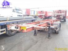 semi reboque Asca 20' Container Transport