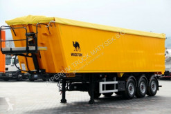 semi remorque Wielton TIPPER 51 M3 / BRAND NEW / FLAP-DOORS /
