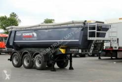 semi reboque Schmitz Cargobull TIPPER 26 M3 /WHOLE STEEL / LIFTED AXLE /6300 KG