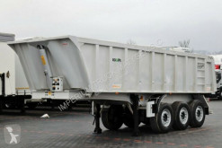 semi remorque Benalu TIPPER 23 M3 / WHOLE ALUMINIUM / 4 900 KG !! /