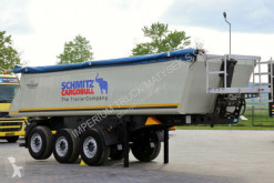 semi remorque Schmitz Cargobull TIPPER 26 M3 / 4 900 KG !!! / 2 LIFTED AXES /