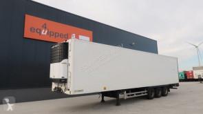 semi remorque Lamberet Carrier Maxima 1300, BPW+Disc, MOT: 11/2020, NL-trailer, 4.632 D hrs,