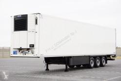 semi remorque Carrier SCHMITZ CARGOBULL - CHŁODNIA + WINDA / 1550 / OŚ PODNOSZONA
