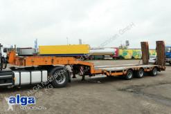 Möslein ST3,Radmulden,letzte Achse gelenkt,verbreiterbar semi-trailer