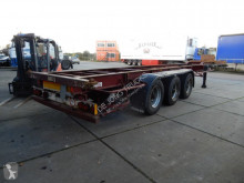 semi reboque Renders ROC 12 Chassis Gooseneck / 40 FT / BPW