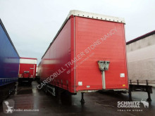 Samro Curtainsider coil semi-trailer