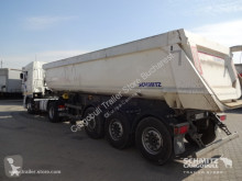 Schmitz Cargobull Tipper Steel half pipe body semi-trailer