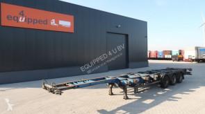 semiremorca Schmitz Cargobull 45FT HC, BPW, 2x extendable, MOT