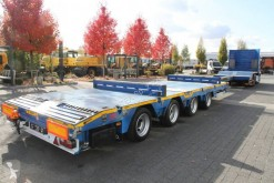 naczepa do transportu sprzętów ciężkich Demarko
