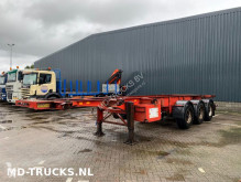 semi reboque Desot container chassis 20 30 40 ft