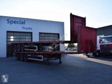 semi remorque Schmitz Cargobull 2x Schmitz trailer (BPW Assen)