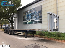 semi remorque Lecitrailer open laadbak Disc brakes, Twistlocks, 20 / 30 / 40 / 45 FT
