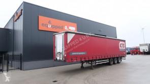 semiremorca Burg BPW+trommel, NL-trailer, hardhouten vloer