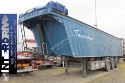 semi reboque TecnoKar Trailers semirimorchio vasca ribaltabile 46m3 usata