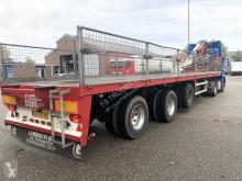 semi remorque Floor Steentrailer - Steintrailer - Kran/Crane - NL TRAILER