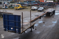 semirimorchio Nooteboom Flatbed Double extendable