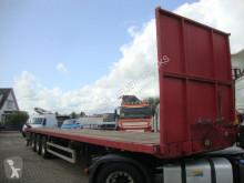 naczepa Van Hool 3 assige platte trailer met container locks