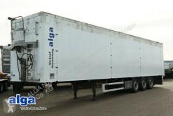 Knapen K 100, 92m³, Plane, Podest, 10mm Boden, SAF semi-trailer
