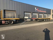 semi remorque Broshuis Extandeble, 21.00 Mtr, Twist-Locks 2 x 20 Ft, 1 x 40 Ft. 1 x 45 Ft.