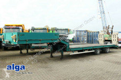 semiremorca transport utilaje second-hand