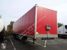 Samro Fourgon express semi-trailer