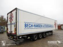 sættevogn Schmitz Cargobull Tiefkühlkoffer Multitemp Doppelstock Trennwand Ladebordwand