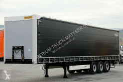 semi remorque Wielton CURTAINSIDER / STANDARD / LIFTED AXLE / 6160 KG