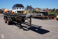 Nooteboom Container chassis 2-assig/kipper/20ft semi-trailer