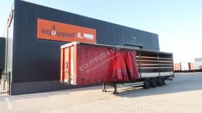 semi remorque Van Hool Galvanized, SAF INTRADISC, al. sideboards, Dutch trailer, MOT: 30/09/2020, hardwooden floor