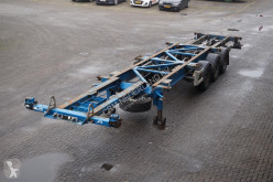 naczepa Van Hool Container Chassis 3-assig/ uitschuifbaar 45ft