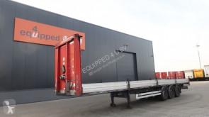 naczepa Van Hool SAF INTRADISC, zijborden, hardhouten vloer, verzinkt, NL-trailer