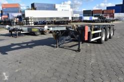 Groenewegen container semi-trailer