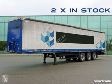Schmitz Cargobull S01 TAUTLINER / SAF AXLES / DISC BRAKES semi-trailer