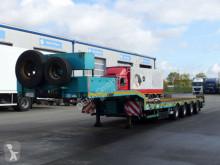 Nooteboom 4 Achser 6,40m Ausziehbar *Lenk*Lift*BPW* semi-trailer