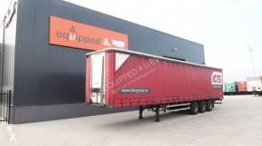 semiremorca Burg BPW+trommel, NL-trailer, hardhouten vloer, APK: 11/2020