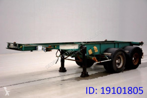 Asca Skelet 20 ft semi-trailer
