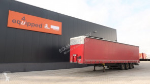 naczepa Schmitz Cargobull Discbrakes, raising-roof, 2.80m int. height, galvanized, Code-XL, 4x available