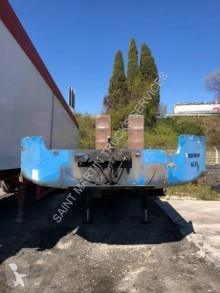 naczepa do transportu sprzętów ciężkich Kaiser